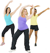 Unlimited Group Exercise Classes