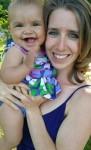 Sara Glenn and Daughter