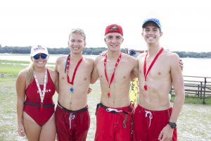 Camp Immokalee Lifeguards