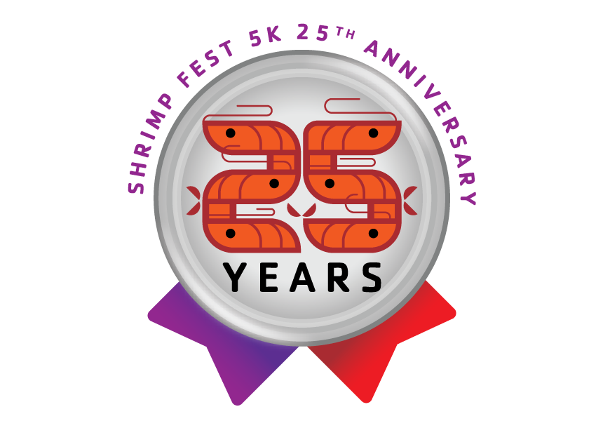 25th Annual Shrimp Festival 5K - First Coast YMCA