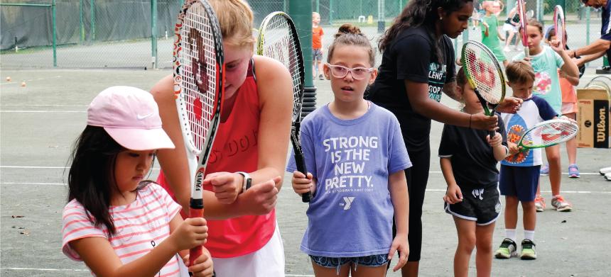 Williams Tennis - First Coast YMCA